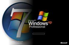 10 причин перейти с Windows XP на Windows 7