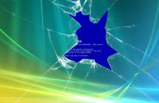 Синий экран смерти Bsod в Windows