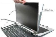 Замена экрана ноутбука на примере