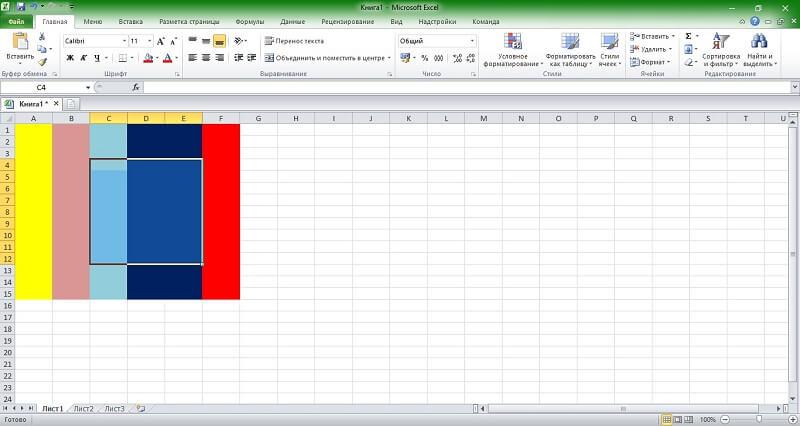 Microsoft Excel Templates 2010