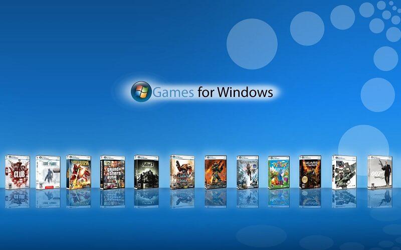 Игры Games for Windows Live