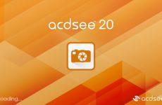 ACDSee для Windows 10 скачать бесплатно