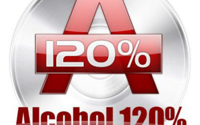 Alcohol 120 для Windows 10