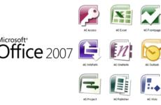 Microsoft Office 2007 скачать бесплатно русскую версию для Windows 10