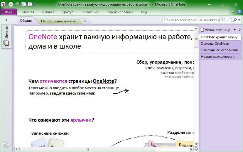 Microsoft Office 2010 OneNote