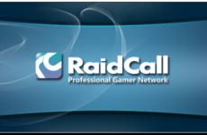 Скачать RaidCall для Windows 10 бесплатно