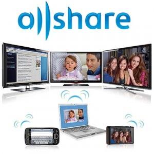 Samsung AllShare экосистема