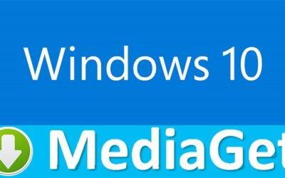 Скачать MediaGet для Windows 10 бесплатно