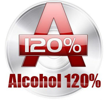 Alcohol 120% для Windows 10