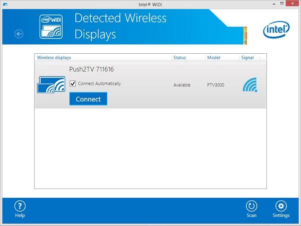 Download intel widi windows 8.