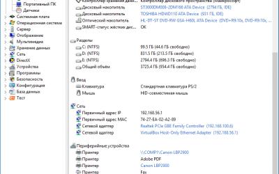 AIDA64 Extreme Edition + ключик 2020