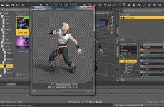 Daz Studio Pro 4.12.0.86 на русском