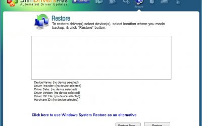 SlimDrivers v2.3.1
