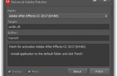 Universal Adobe Patcher 2.0