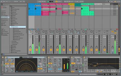 Ableton Live Suite 10 крякнутый