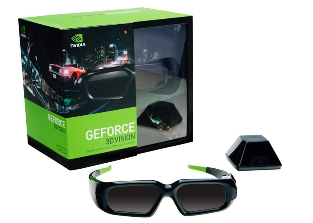 NVIDIA 3D Vision