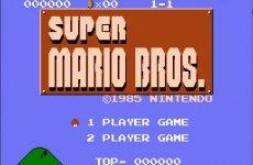 Super Mario Bros на ПК